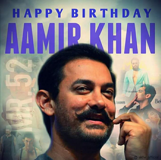 Happy Birthday Mr Perfectionist Who Took Bollywood On next Level