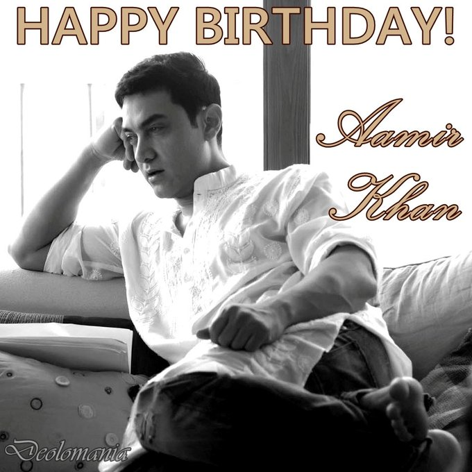VERY  HAPPY  BIRTHDAY  TO MR. PERFECTIONIST! Wishing you more great movies, more outstanding roles!