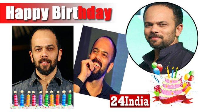 Happy Birthday to Rohit Shetty -