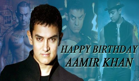Happy Birthday Aamir Khan.
