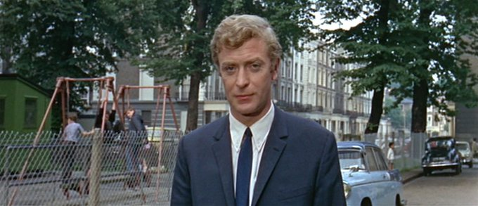 Happy Birthday to Maurice Joseph Micklewhite, aka Michael Caine, born on this day in 1933.