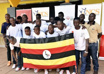 Ugandan team off to Austria for Special Olympics Winter Games