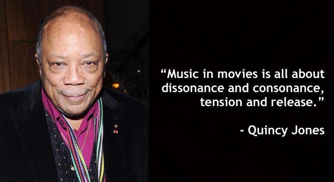 Happy Birthday Quincy Jones!