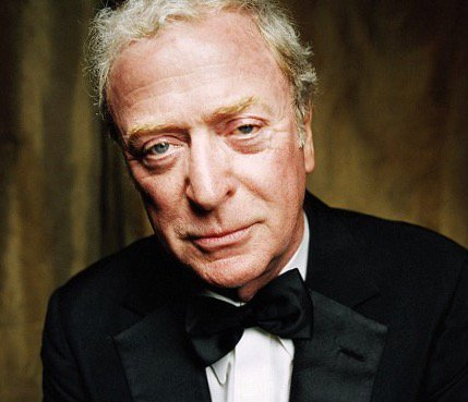 Happy Birthday to one of my wife\s favourites, Michael Caine !