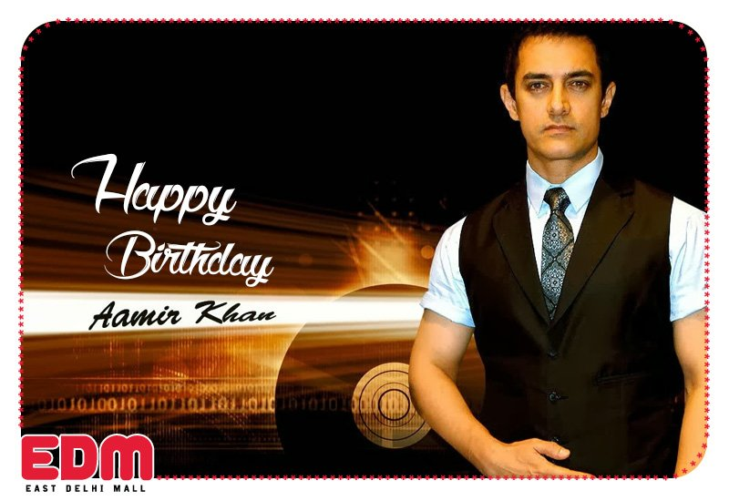Team is wishing the versatile Aamir Khan a very Happy Birthday!!!