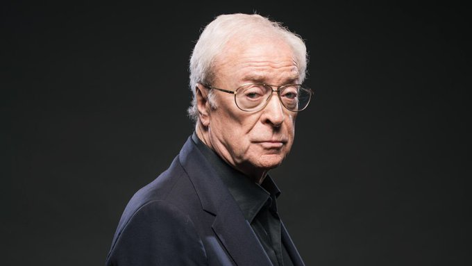 Happy 84th Birthday Michael Caine