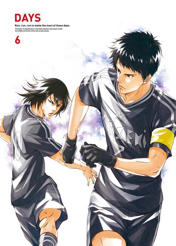 TVアニメ「DAYS」BD/DVD第6巻は、明日3月15日発売です! きゃにめでの6~9巻連動特典は1月に開催されたイベ