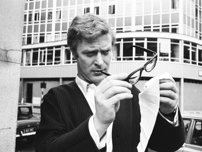 Happy Birthday Michael Caine born 14/3/33