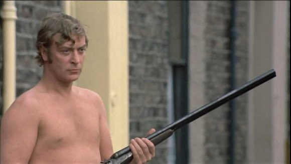 My eyes are like piss holes in the snow this morning. Happy Birthday Michael Caine.