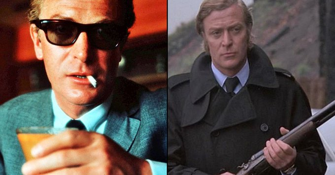 Happy 84th birthday, Sir Michael Caine! He\s starred in over 115 films including classics such as The Italian Jo...