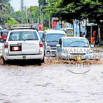 Dar plunged into chaos as heavy rains lash city and environs