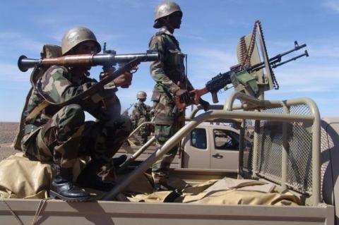 Mali: deux soldats et deux civils tués par des jihadistes présumés