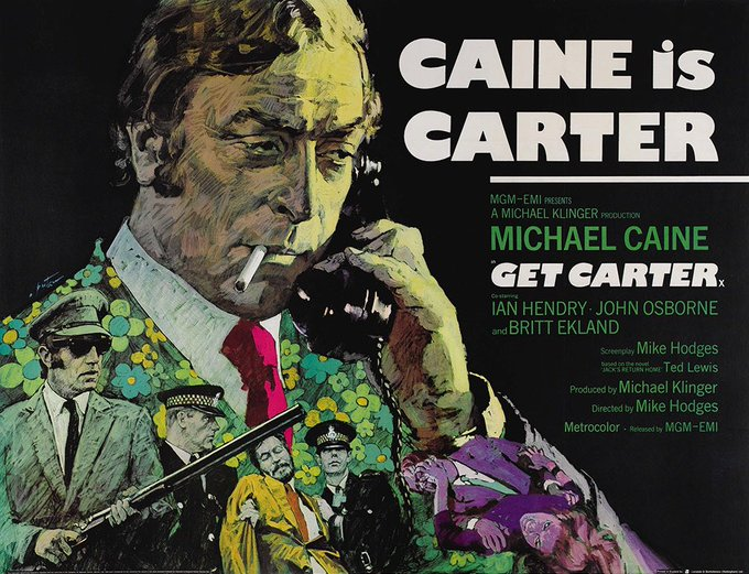 Happy Birthday, Michael Caine!  Great actor! Loved him in pretty much every part he\s ever played.