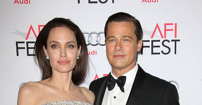 Angelina Jolie and Brad Pitt got 'BINDING' tattoos just months before they split...