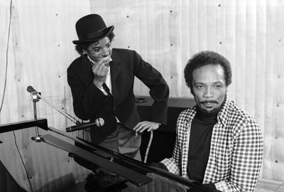 Happy birthday, Quincy Jones, born on this day in 1933.  Is he the greatest producer of them all?