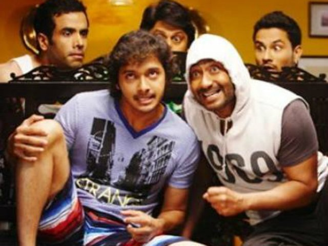 Ajay Devgn Wishes Golmaal 4 Director On Birthday With First Look Of Cast