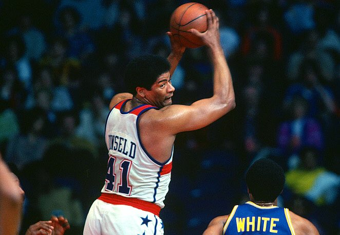 Happy Birthday to 5-time All-Star Wes Unseld!