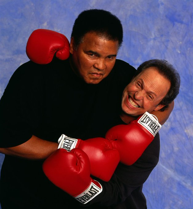 Happy Birthday .  Billy Crystal\s Muhammad Ali tribute - 15 Rounds (1979)