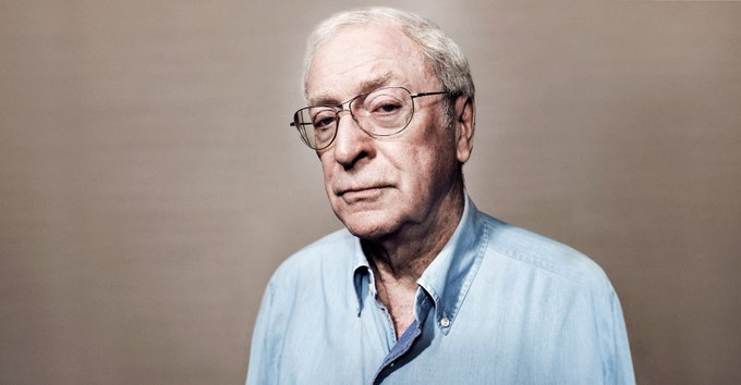 Happy 84th Birthday to actor Sir Michael Caine!