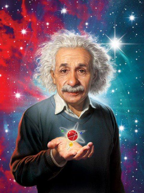 Il y a 138 ans naissait Albert Einstein. S'il y avait un génie parmi les génies, ce serait peut-être lui... https://t.co/WdthoPn7CJ