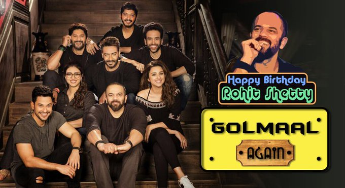 Here\s the sneak peek at the Golmaal Again family! Read here...