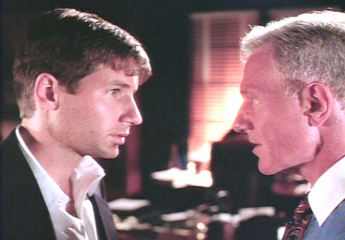 Happy to actor Raymond J. Barry who portrayed Senator Matheson on