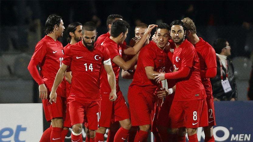 A Milli Takım'ın Finlandiya ve Moldova maçları programı açıklandı