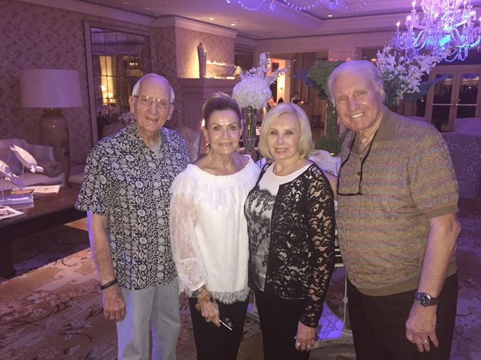 Happy 82nd Birthday, Jimmy Swaggart. Friends forever!
