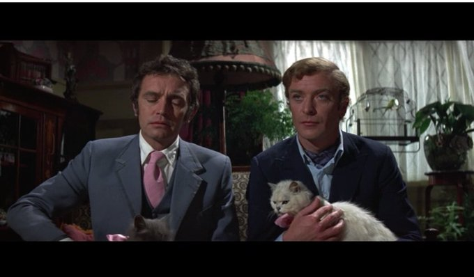 Happy birthday to Michael Caine
