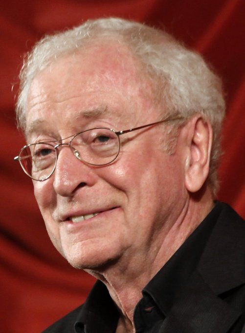 Happy birthday, Michael Caine!