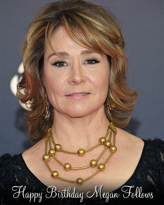 Happy Birthday Megan Follows!