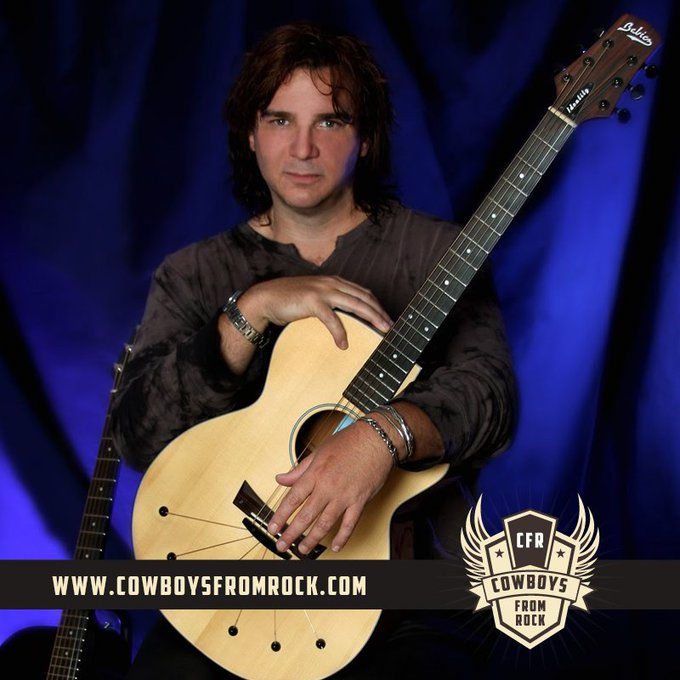 Feliz Cumpleaños/ Happy Birthday Billy Sherwood