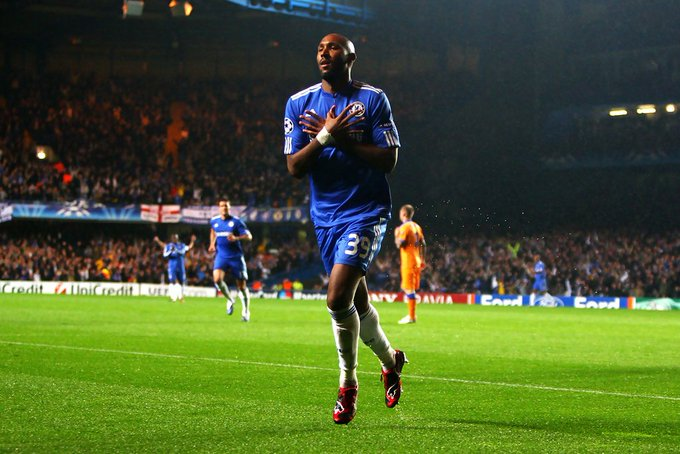 Happy birthday to our eagle, Nicolas Anelka!