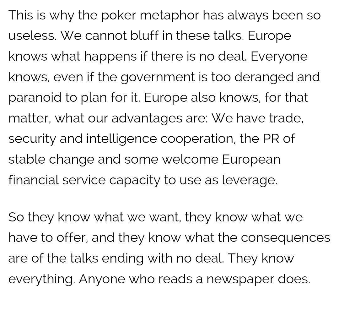 Anyone using a poker metaphor doesn't understand Article 50 https://t.co/XWyQXPa6UJ https://t.co/fE6DDpP5z8