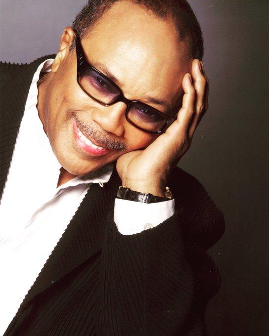 Happy Birthday to Quincy Jones 84