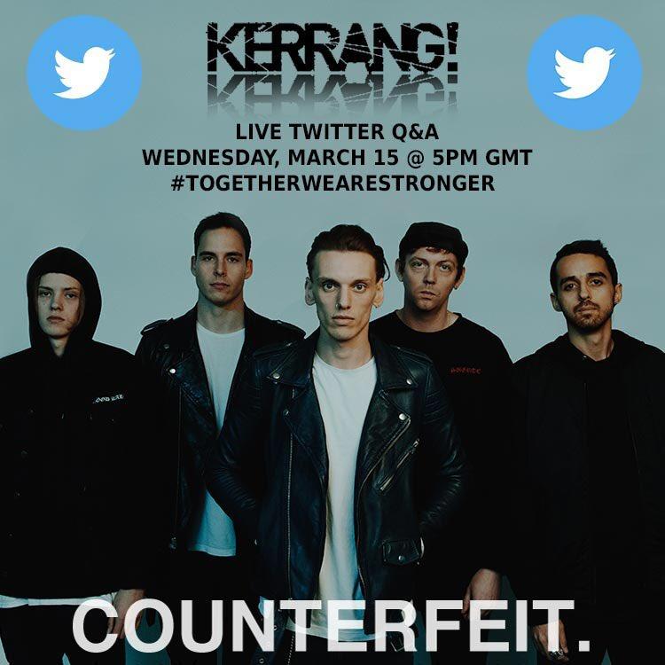Heads up! Q&A happening tomorrow. https://t.co/EYnxPvA9GY