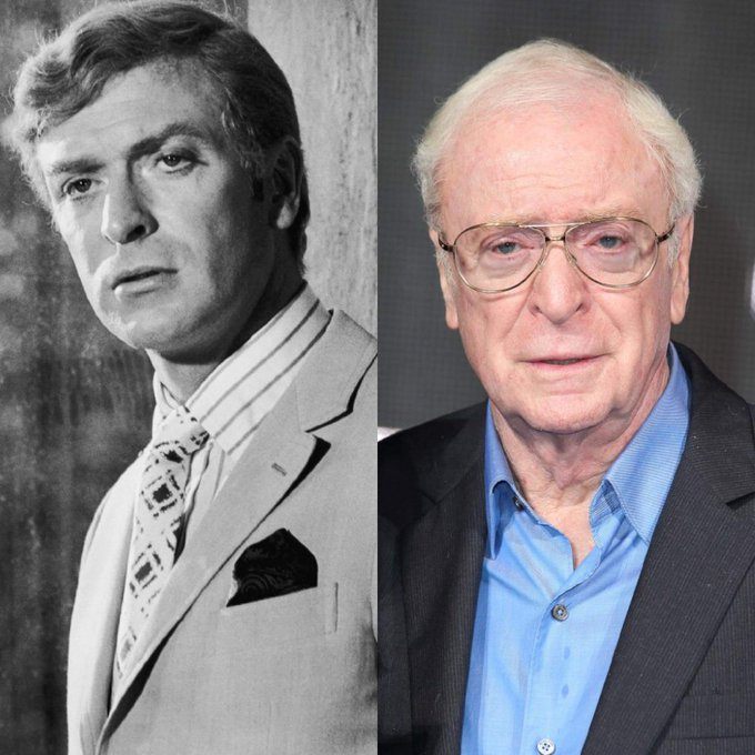 Happy birthday to sir Michael Caine! What\s your favourite role of his so far?