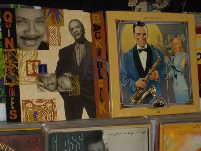 Happy Birthday to Quincy Jones & the late Les Brown