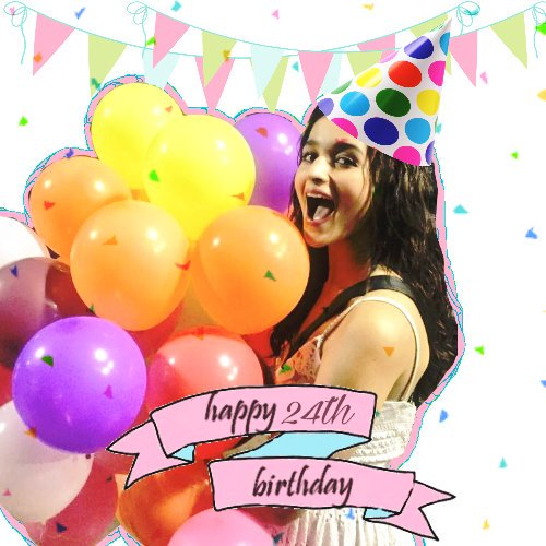 HAPPY BIRTHDAY ALIA BHATT    keep shining like a star