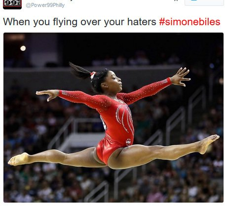 Wishing a happy 20th birthday to Simone Biles