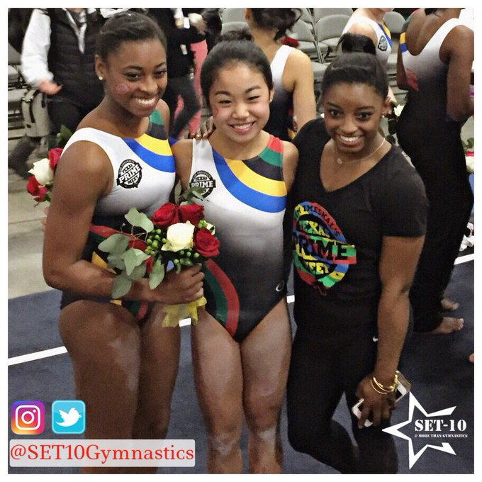 SET-10 Gymnastics wishes a very happy birthday!