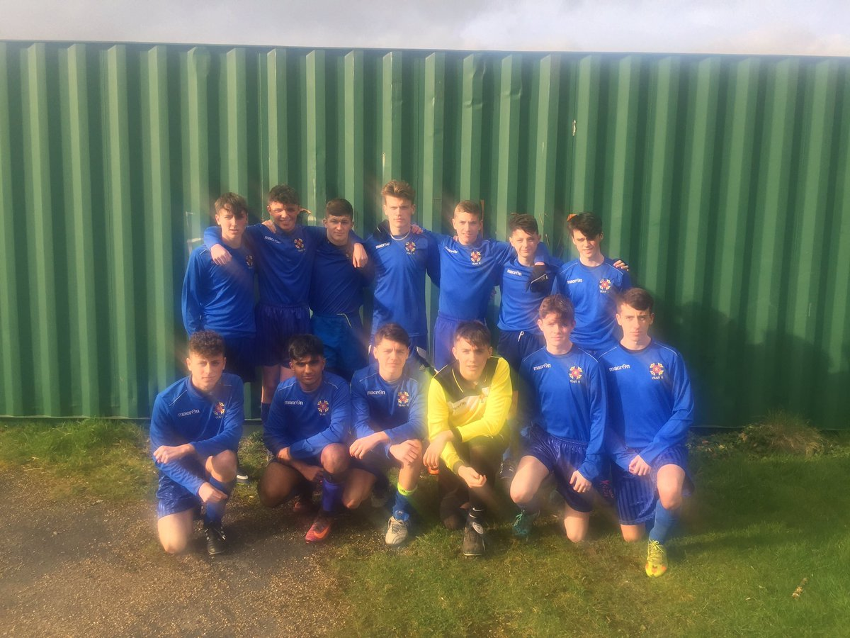 test Twitter Media - Great result for the year 11 football team in the Bury Schools cup who beat St Monicas 2-1 AET #bringonthenextround https://t.co/oLsBiZ03XU