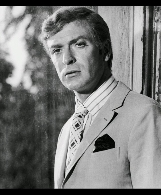 "Happy 84th Birthday Michael Caine! One of the very few ""perfect actors\""!"