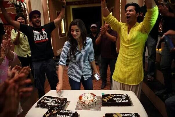 Wishing beautifully chaotic a rocking day & a successful year ahead ... HAPPY BIRTHDAY ALIA BHATT ...