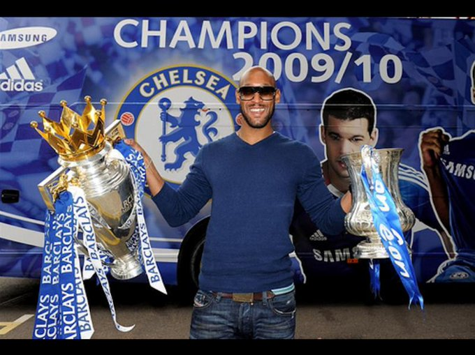 Happy birthday to Nicolas Anelka who turns 38 today.