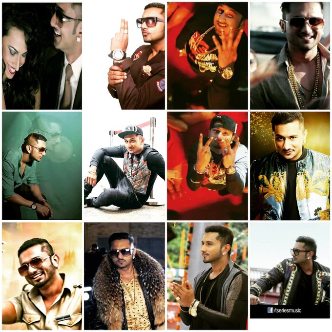 wish u a vry happy birthday nd many many returns of the day YO !  YO  !  HONEY SINGH   I  love u bro ...