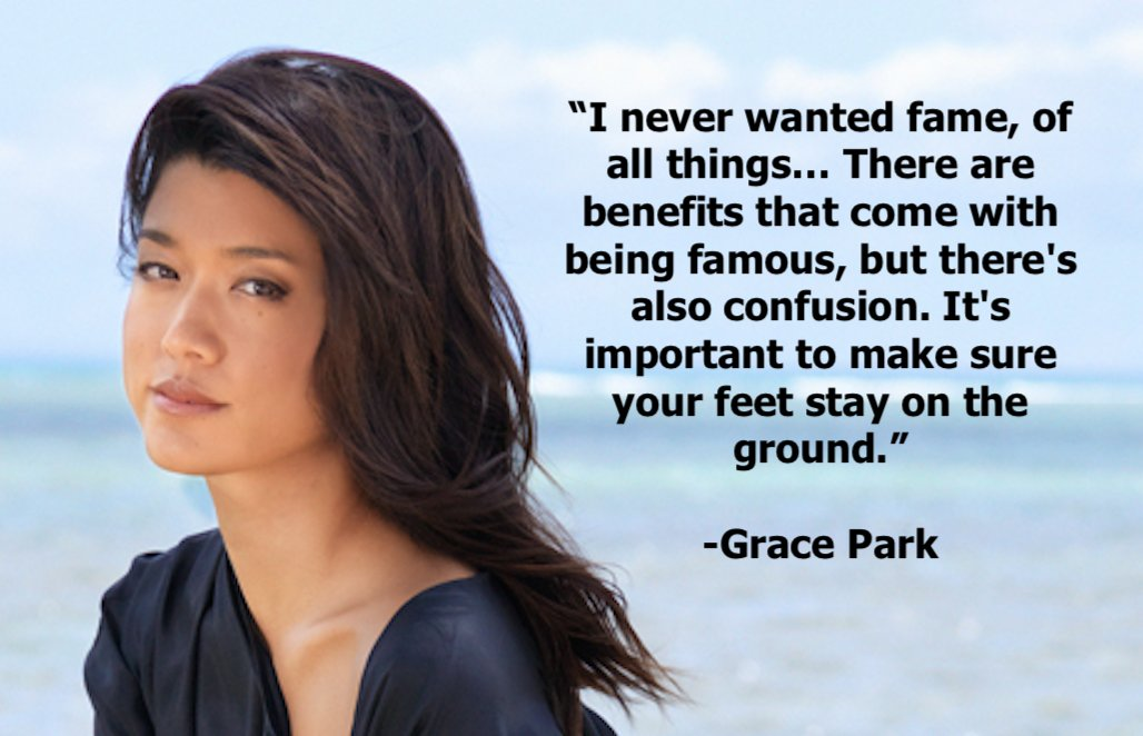 Stay sane this Pilot Season, fellow Actors! Happy birthday Grace Park from Cast It Talent!