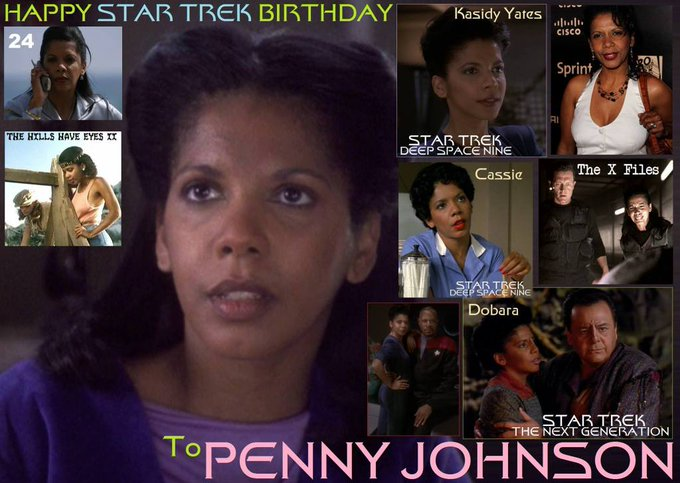 3-14 Happy birthday to Penny Johnson.