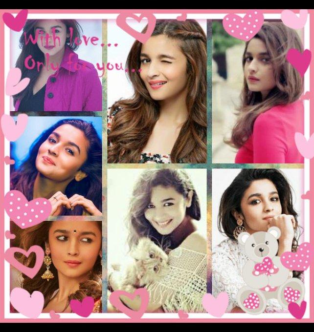 Happy Birthday Alia Bhatt.. May your life be as beautiful as you.