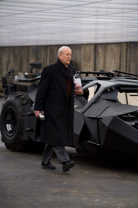Happy Birthday to Michael Caine, the Alfred we needed, the Alfred we deserved!
